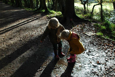 5 Things To Do With The Kids Outside