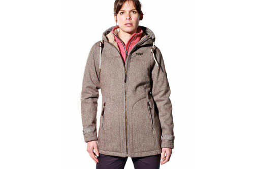 Wind proof and water resistant jacket from Craghoppers.