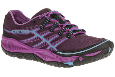 REVIEW: Merrell All Out Rush Trail Running Shoe