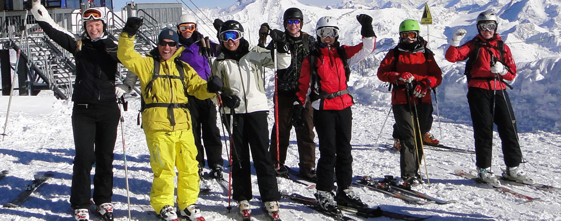 Top Tips for Newbie Skiers
