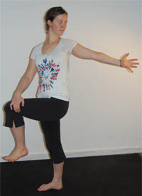 yoga to help you on and off the slopes